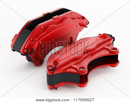 High Performance Brake Calipers