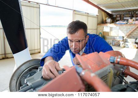 aircraft technician