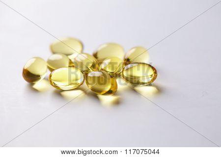 Oil Tablets