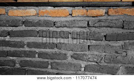 Brick Background Graphic Design