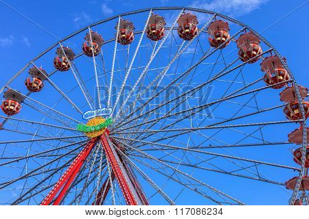 Ferris Wheel in Lucerne