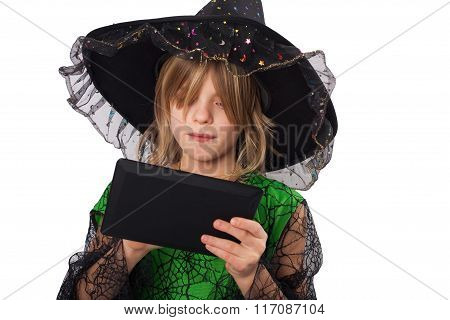 Wizard And Her Tablet