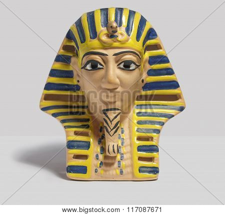 Statuette of the Pharaoh