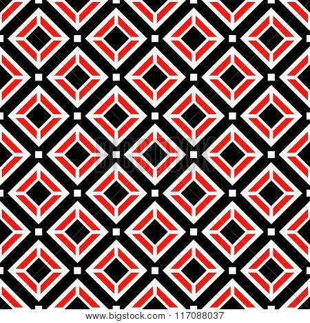 Seamless wallpaper pattern. Modern stylish texture. Geometric background
