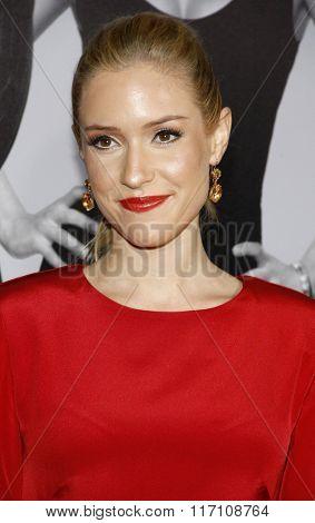 Kristin Cavallari at the Los Angles Premiere of