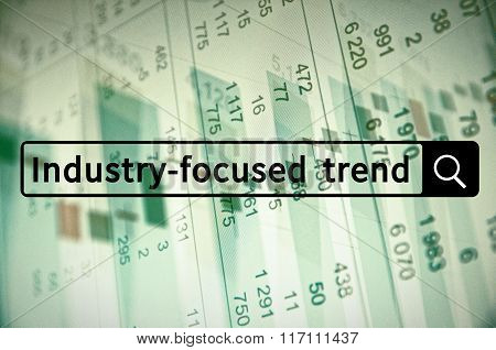 Industry-focused trend