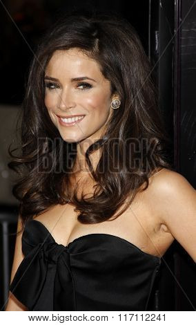 Abigail Spencer at the Los Angles Premiere of