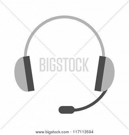 Headset, Headphones With Microphone