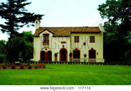 Tuscani Style Home
