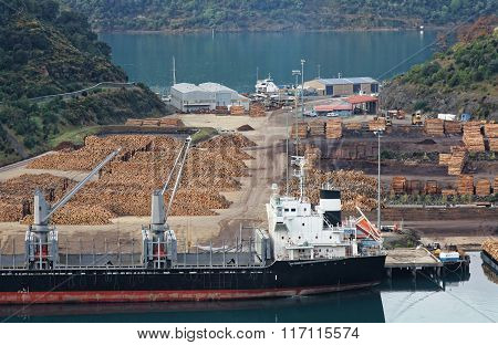 Picton  Timber Yard