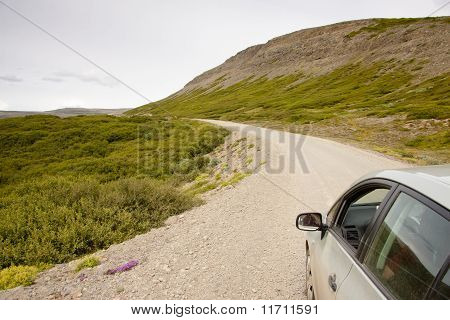Gravel Route - Iceland