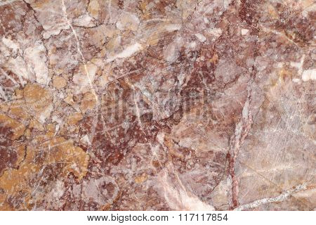 Marble Background Beautiful Brown And White.