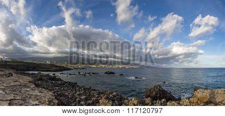 The Coast Of Tenerife
