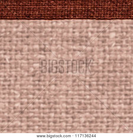Textile Tarpaulin, Fabric Exterior, Rust Canvas, Parchment Material, Rough Background