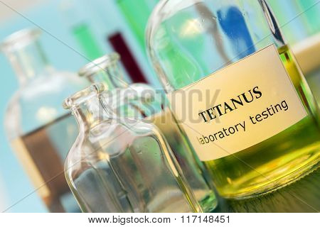 Tests For Research Of Tetanus