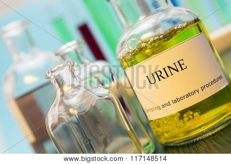 Tests For Research Of Urine