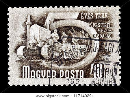 Hungary 1950