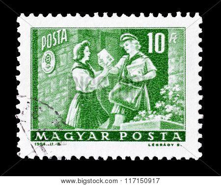 Hungary 1964