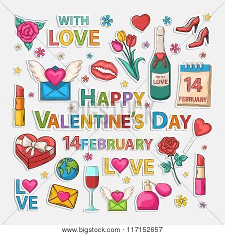 Valentines clip art