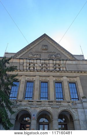 Faculty Of Law, Charles University In Prague