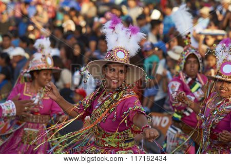 Tinku Dance Group