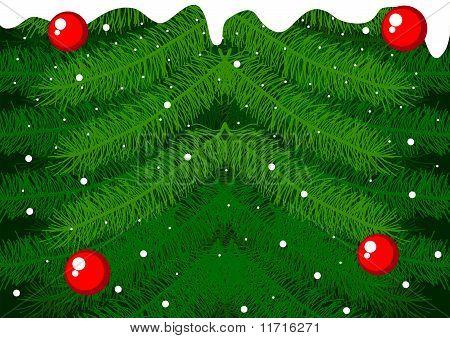 X-mas_pine Tree