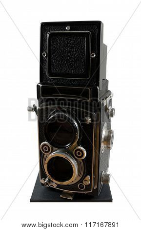 Old Camera, Front