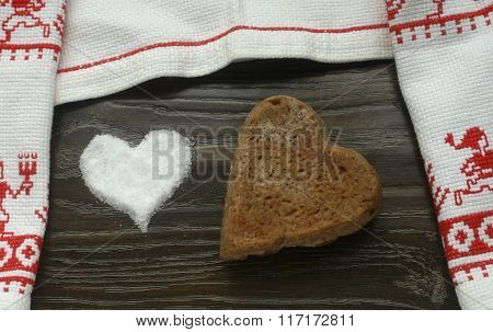 bred and salt hearts