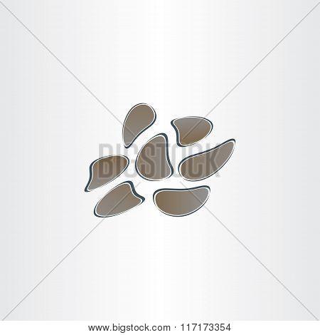 Artificial Wall Stones Vector Design