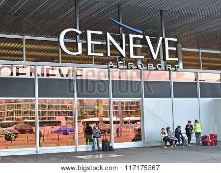 Geneva Cointrin Airport