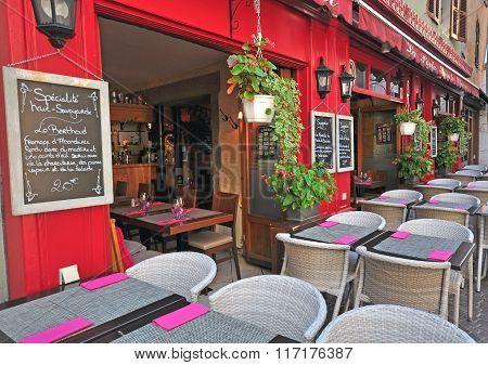 French Restaurant, Annecy