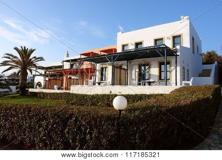 Villa In Aldemar.