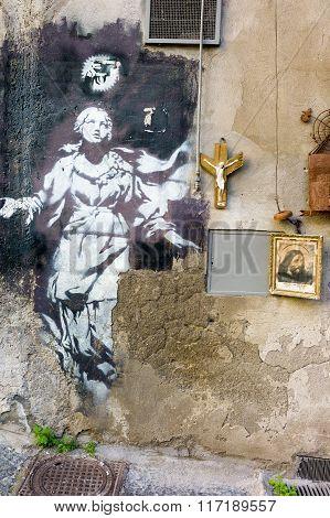 Madonna With Gun