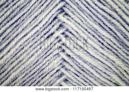 Detail yarn texture