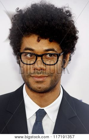 Richard Ayoade at the Los Angeles premiere of