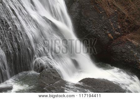 Fukuroda falls in Ibaraki Japan