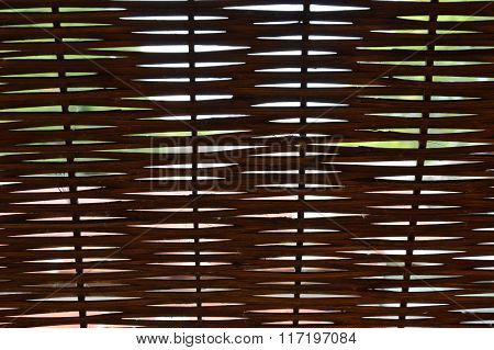 wooden window louver texture