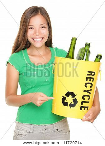 Recycle Girl