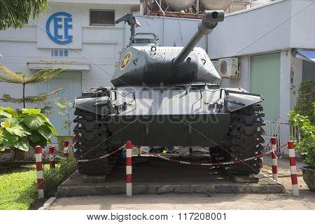American tank M41