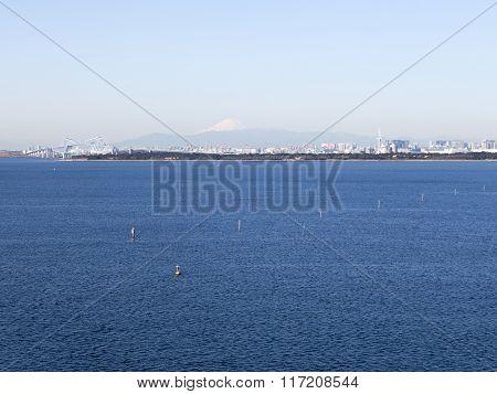 Lovely Big Tokyo Bay