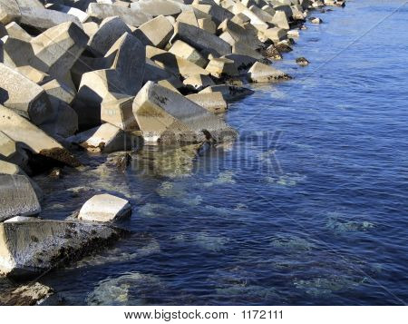 Breakwater Blocks
