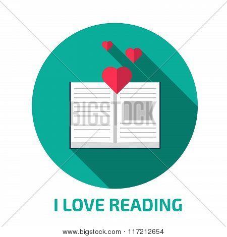 I Love Reading icon