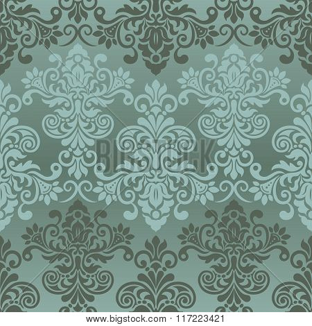 Vintage Seamless Background. Seamless Wallpaper