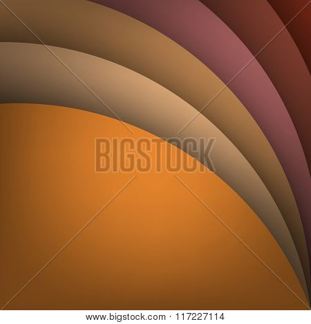 Colored modern vector background