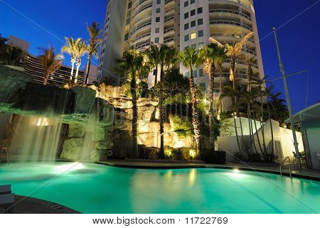 Resort Swimming Pool