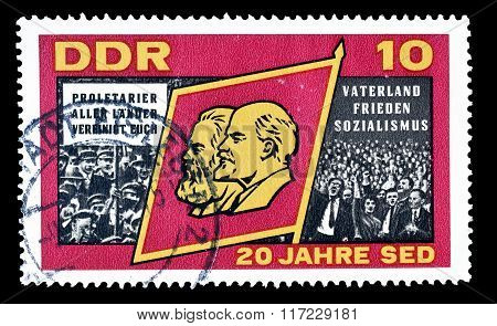 German Democratic Republic 1966