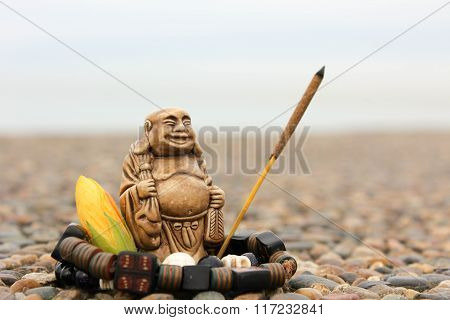 India Incense Sticks With Budda