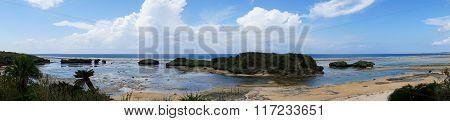 Star Sand Beach of Iriomote Island