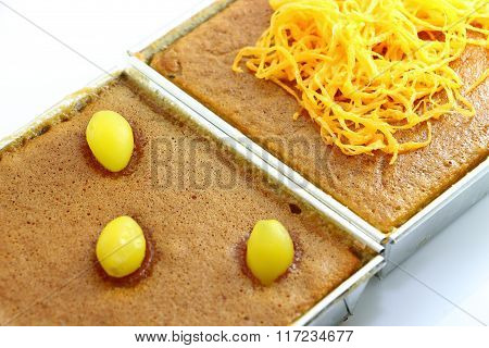 Thai Custard Dessert Recipe
