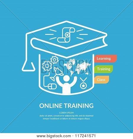 Online Training.